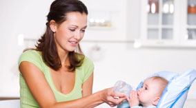 Raise a healthy baby with Reverse Osmosis Water